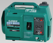 honda elemax shx 1000