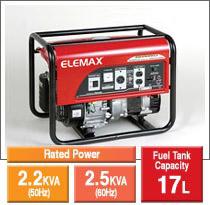 Máy phát Elemax 3200